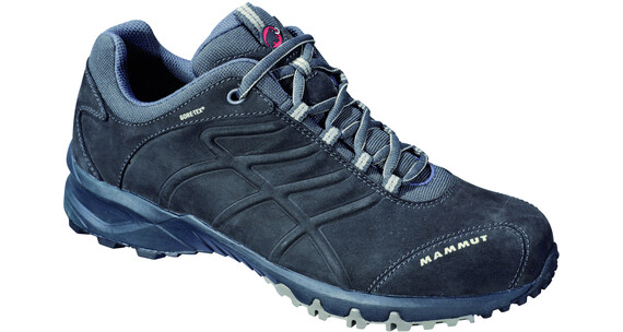 Mammut Tatlow GTX Shoes Men graphite/taupe